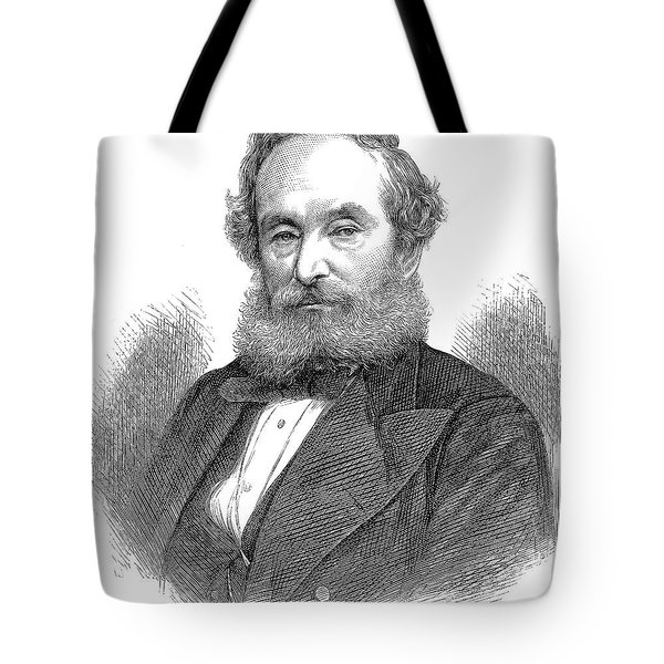 Francis Pettit Smith Tote Bag by Granger