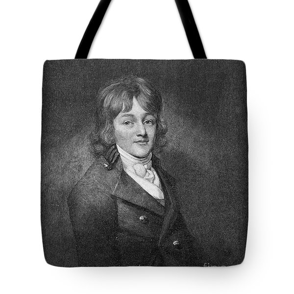 Francis Scott Key Tote Bag by Granger