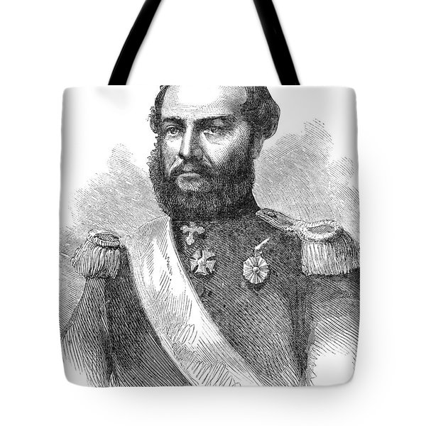 Francisco Solano Lopez Tote Bag by Granger