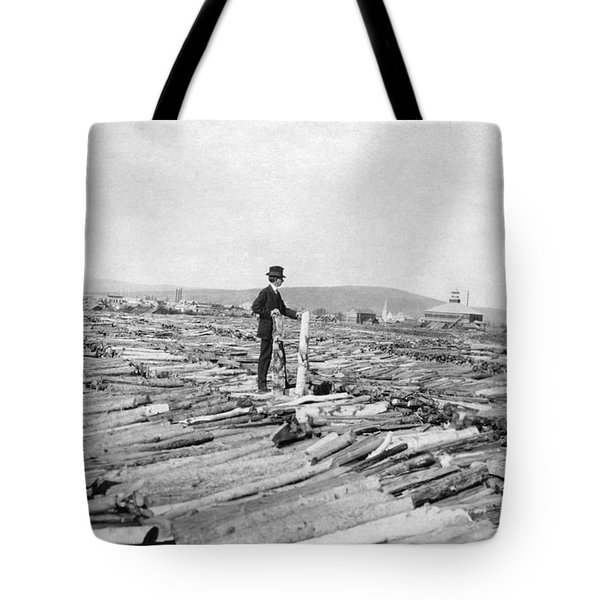 Frank G. Carpenter (1855-1924) Tote Bag by Granger