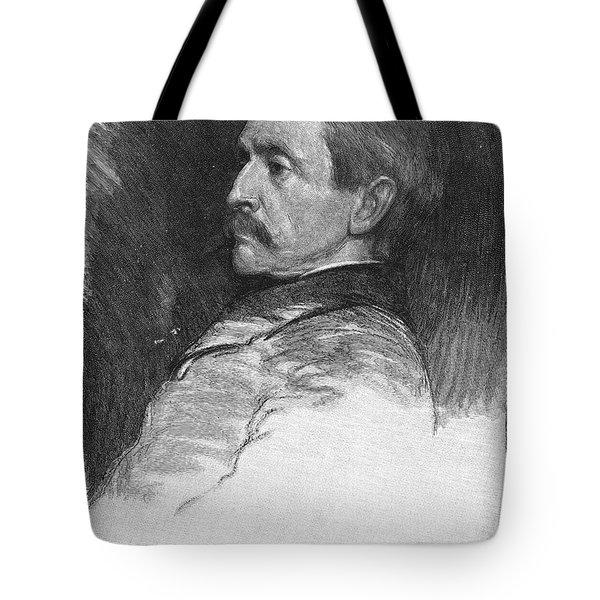 Frank R. Stockton Tote Bag by Granger