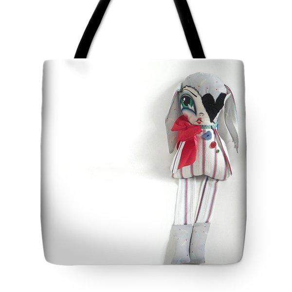 Frankie Tote Bag by Oddball Art Co by Lizzy Love