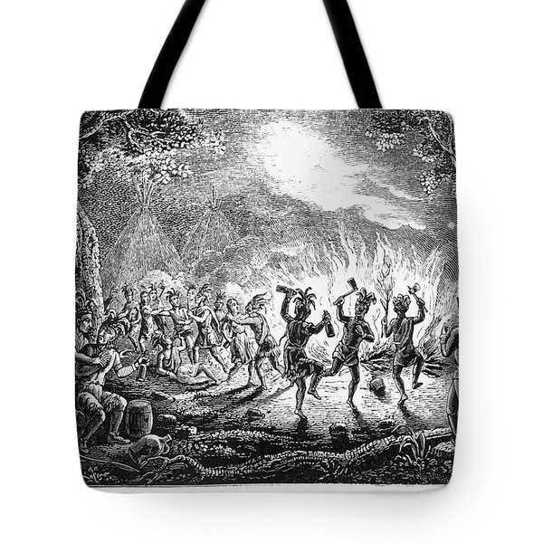 Franklin At Carlisle, 1753 Tote Bag by Granger
