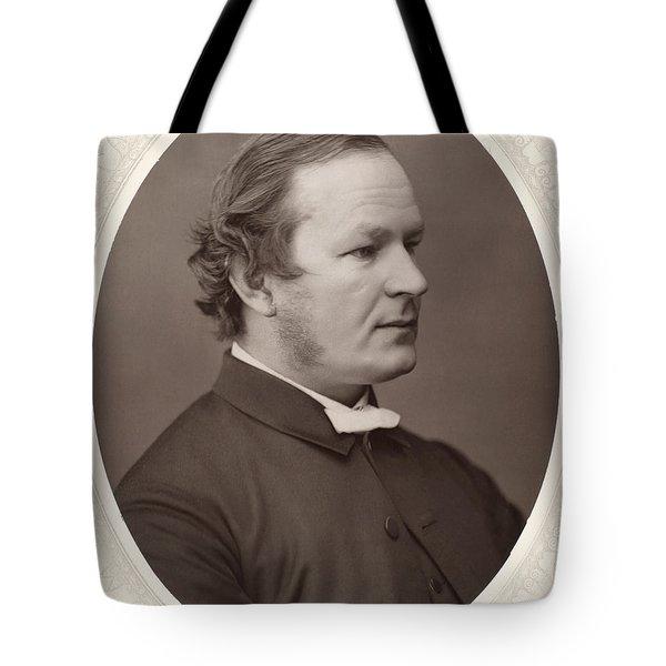 Frederic William Farrar Tote Bag by Granger