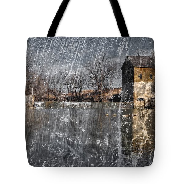 Fredonia Mill Tote Bag
