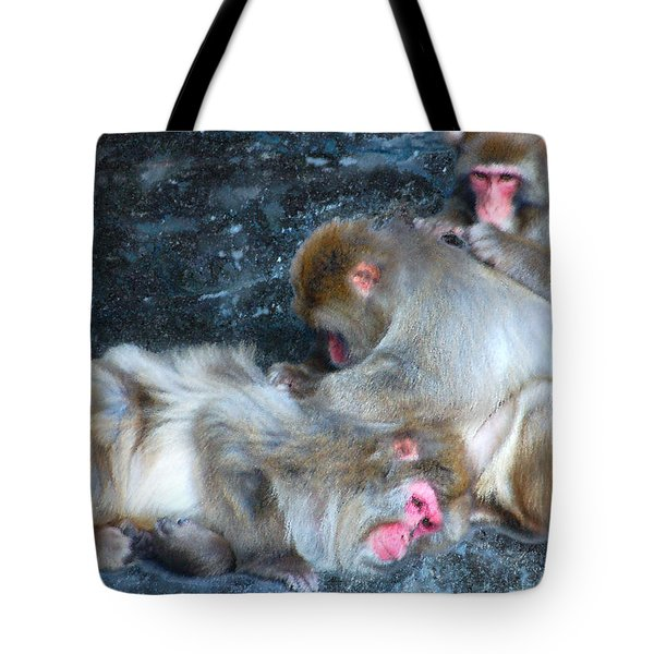 Free Buffet And Grooming Tote Bag