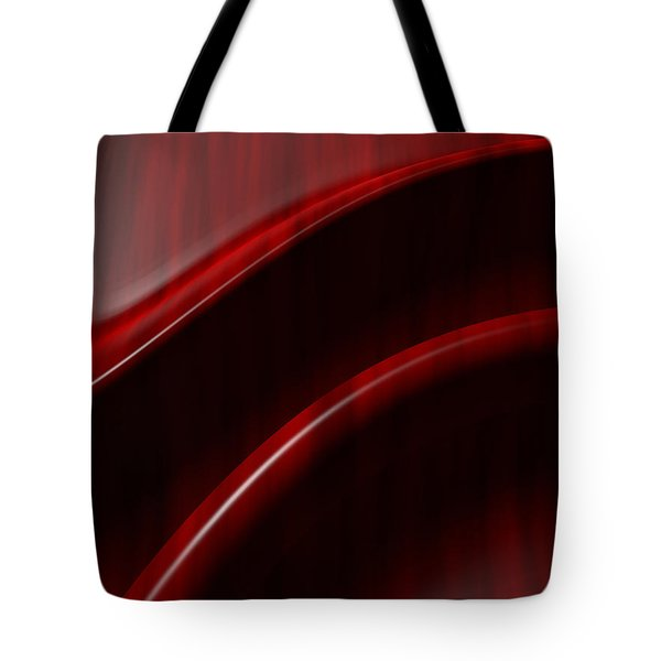 Free Form  Tote Bag by Richard Rizzo