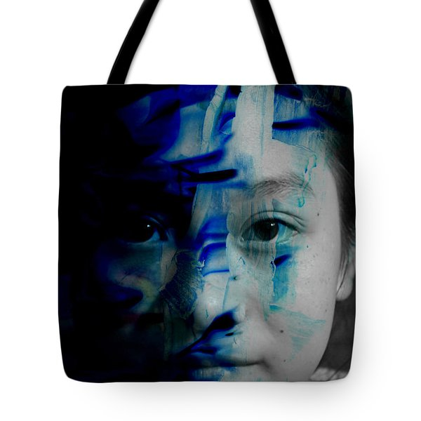 Free Spirited Creativity Tote Bag by Christopher Gaston