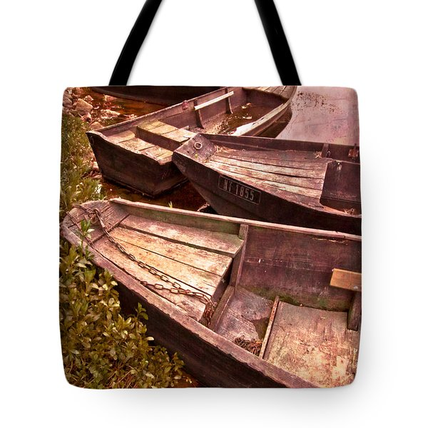 French Antiques Tote Bag by Debra and Dave Vanderlaan