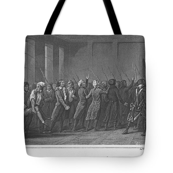 French Revolution, 1793 Tote Bag by Granger