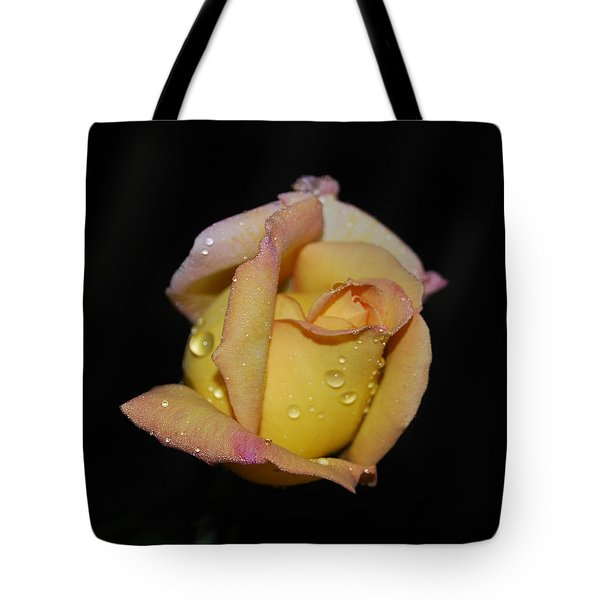 Fresh As The Morning Dew Tote Bag