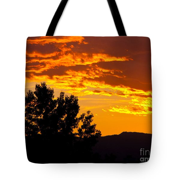 Friday Night Lights Tote Bag by Dana Kern