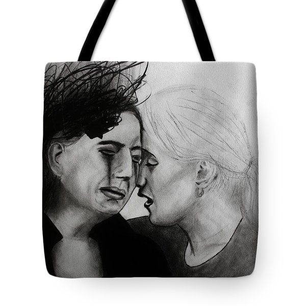 Friend Indeed Tote Bag by Michael Cross
