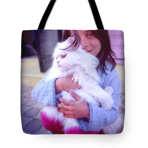 Friends Tote Bag by Richard Piper