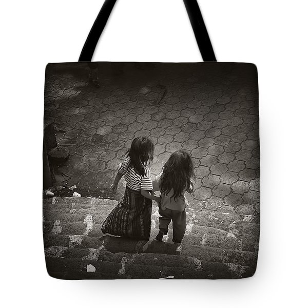 Friends Tote Bag by Tom Bell