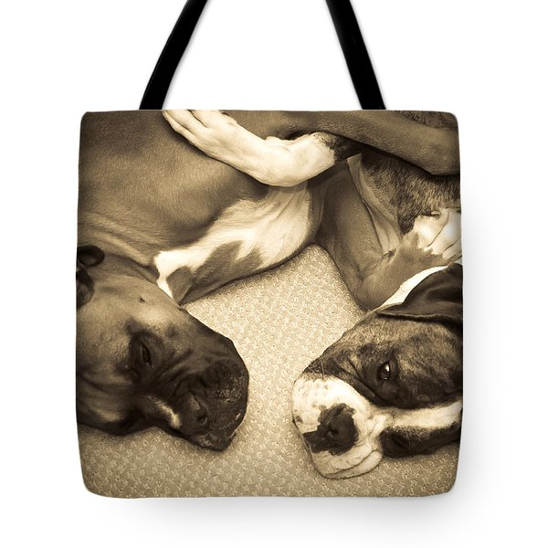 Friendship Embrace Tote Bag by DigiArt Diaries by Vicky B Fuller