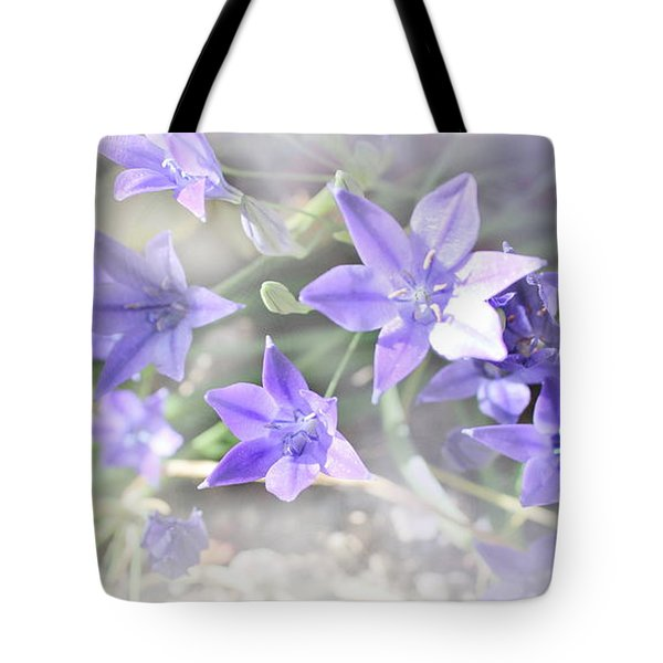 Tote Bag featuring the photograph From My Garden by Kume Bryant