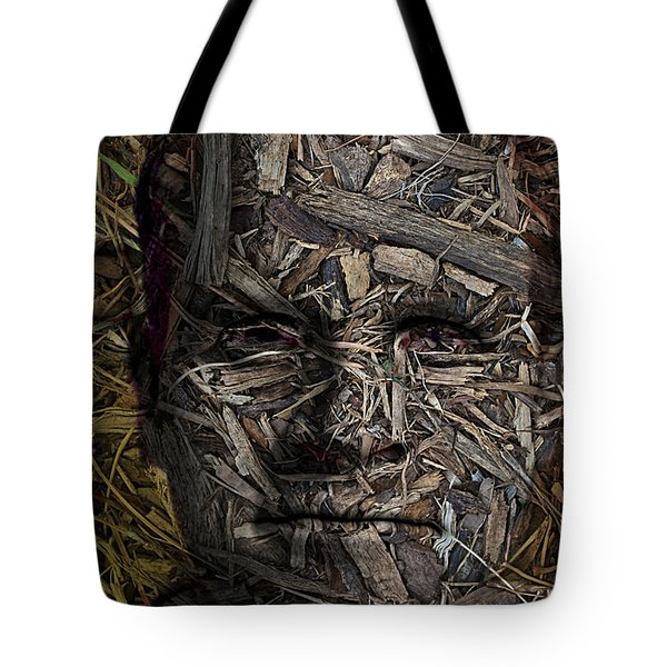 From The Earth Tote Bag by Christopher Gaston