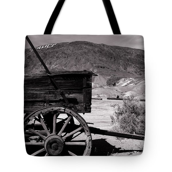 From The Good Old Days Tote Bag by Susanne Van Hulst