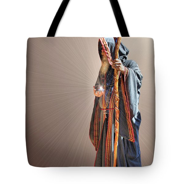From Within And From Without Tote Bag by Kristin Elmquist