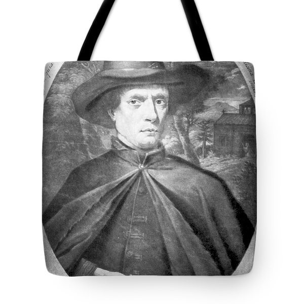 Fr�re Jacques Beaulieu, French Tote Bag by Science Source