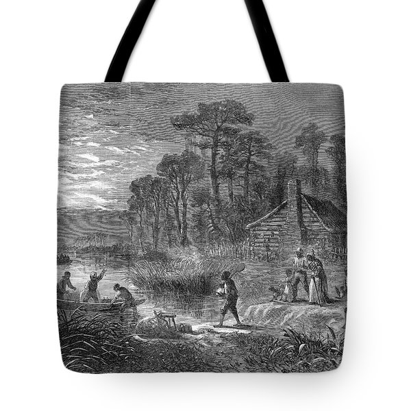 Fugitive Slaves, 1864 Tote Bag