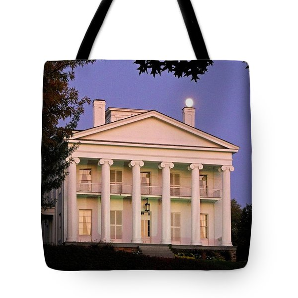 Full Moon ...  Tote Bag by Juergen Weiss
