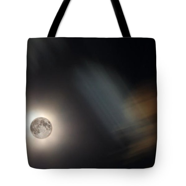 Full Moon II Tote Bag by Jeff Galbraith