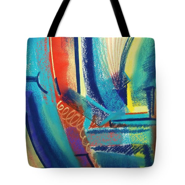 FUN Tote Bag by Marie-Claire Dole