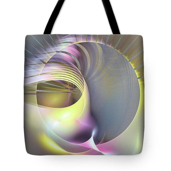 Futura - Abstract Art Tote Bag