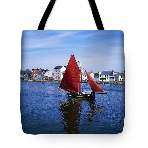 Galway, Co Galway, Ireland Galway Tote Bag by The Irish Image Collection