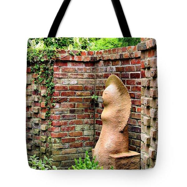 Garden Art Tote Bag by Kristin Elmquist