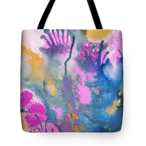Garden Fantastico Tote Bag by Renate Nadi Wesley