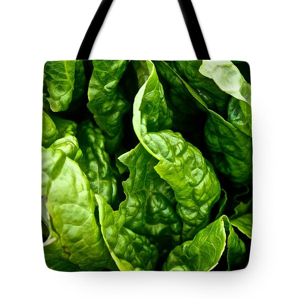 Garden Fresh Tote Bag by Susan Herber