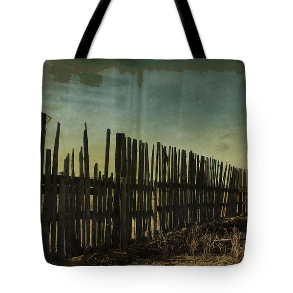 Garden Of Thirst  Tote Bag by Empty Wall