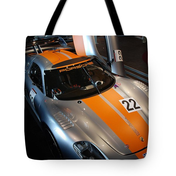 Tote Bag featuring the photograph Gas Miser by John Schneider