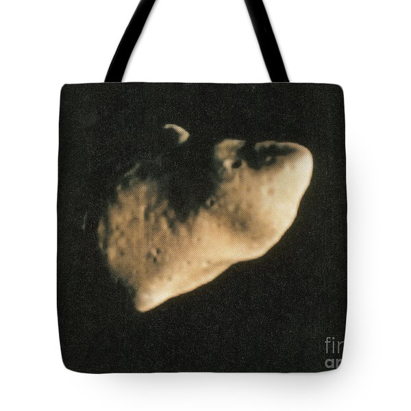 Gaspra, S-type Asteroid, 1991 Tote Bag by Science Source