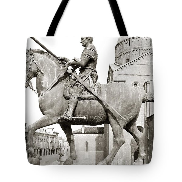 Gattamelata (1370-1443) Tote Bag by Granger