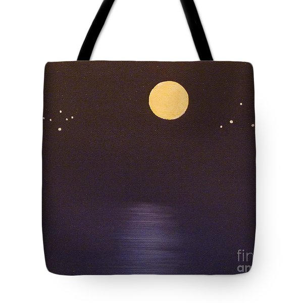 Gemini And Libra Tote Bag by Alys Caviness-Gober