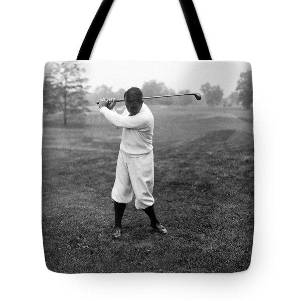 Gene Sarazen - Professional Golfer Tote Bag
