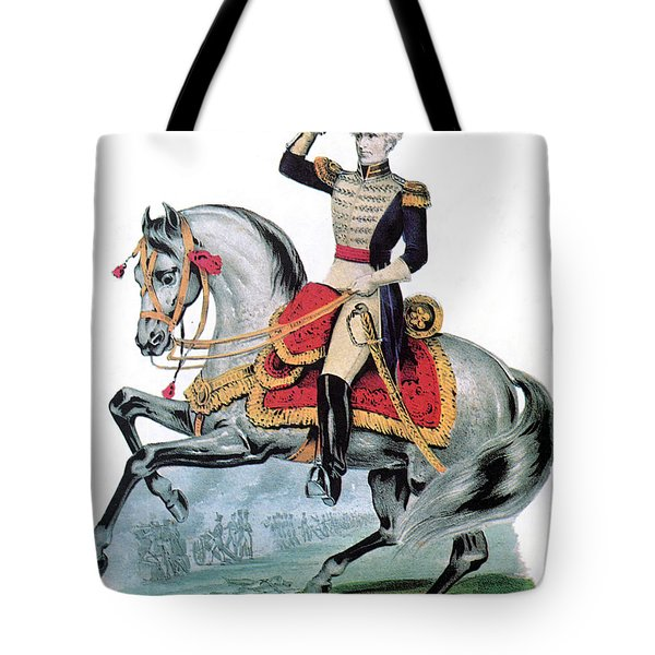 General Andrew Jackson, Hero Of New Tote Bag by Photo Researchers