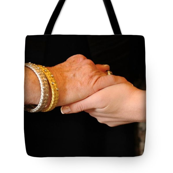 Generations Tote Bag by Richard Bryce and Family