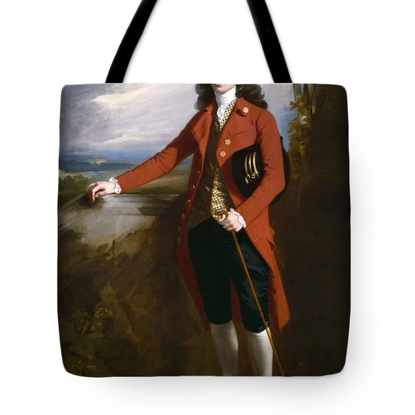 George Boone Roupell Tote Bag by John Singleton Copley