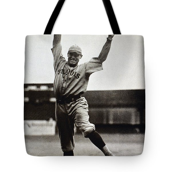 George Sisler (1893-1973) Tote Bag by Granger