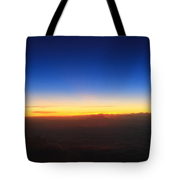 Getting Dark Tote Bag by Catie Canetti