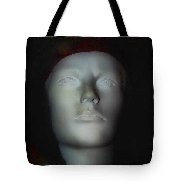 Ghost Image Tote Bag