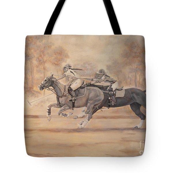 Ghost Riders Tote Bag
