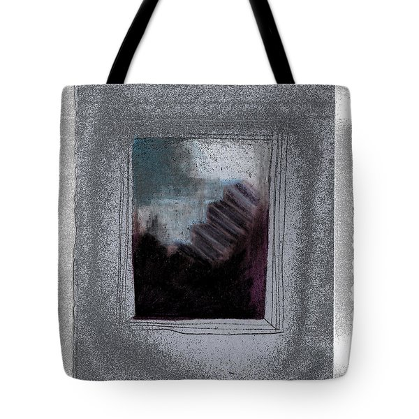 Ghost Stories The Argument Tote Bag by First Star Art