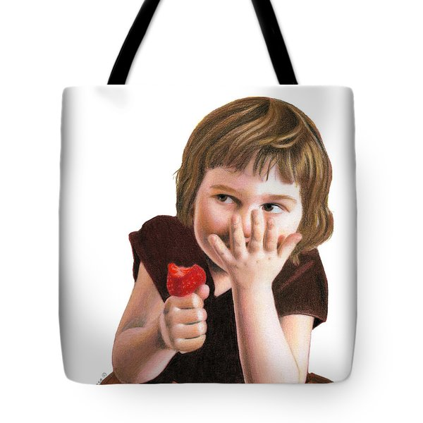Girlish Giggles Tote Bag