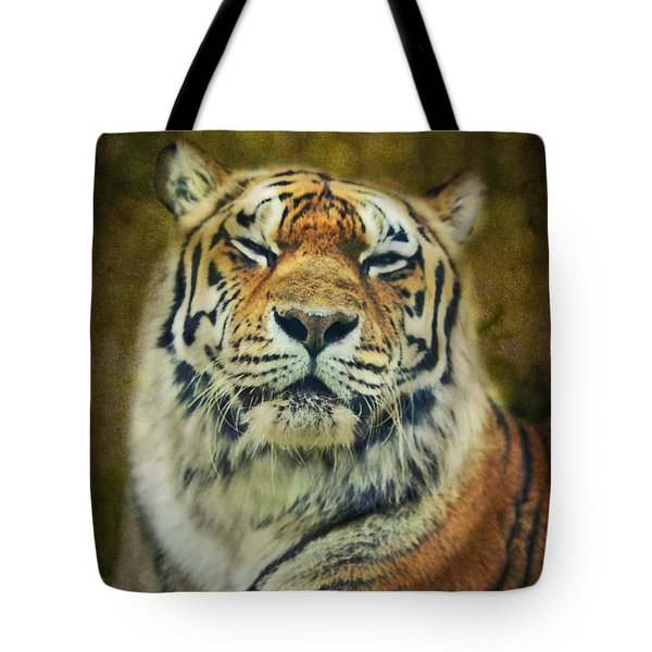 Give Me Your Tender Look Tote Bag by Aimelle